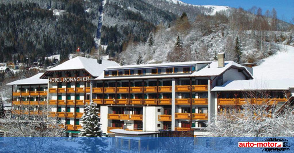 Hotels In Bad Kleinkirchheim  Sterne