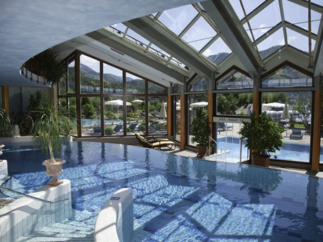 Am ebners waldhof spa