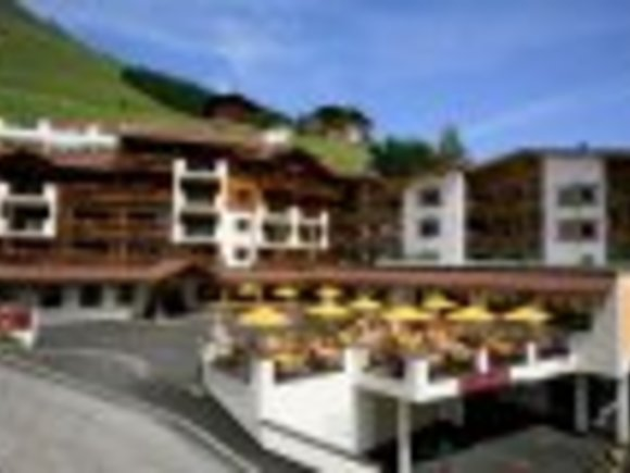 Hotel Klausnerhof in Hintertux