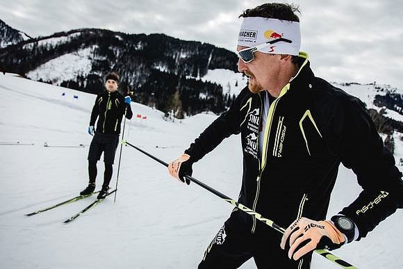 Biathlon Trainingscamp im Pillerseetal