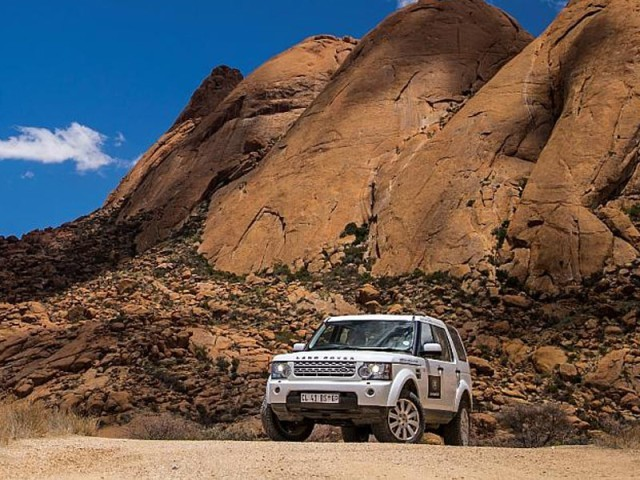 Mit land rover experience namibia 002