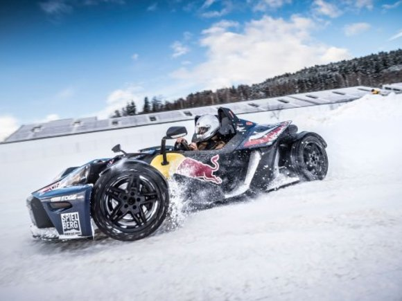 Actionreiches Winterprogramm am Red Bull Ring