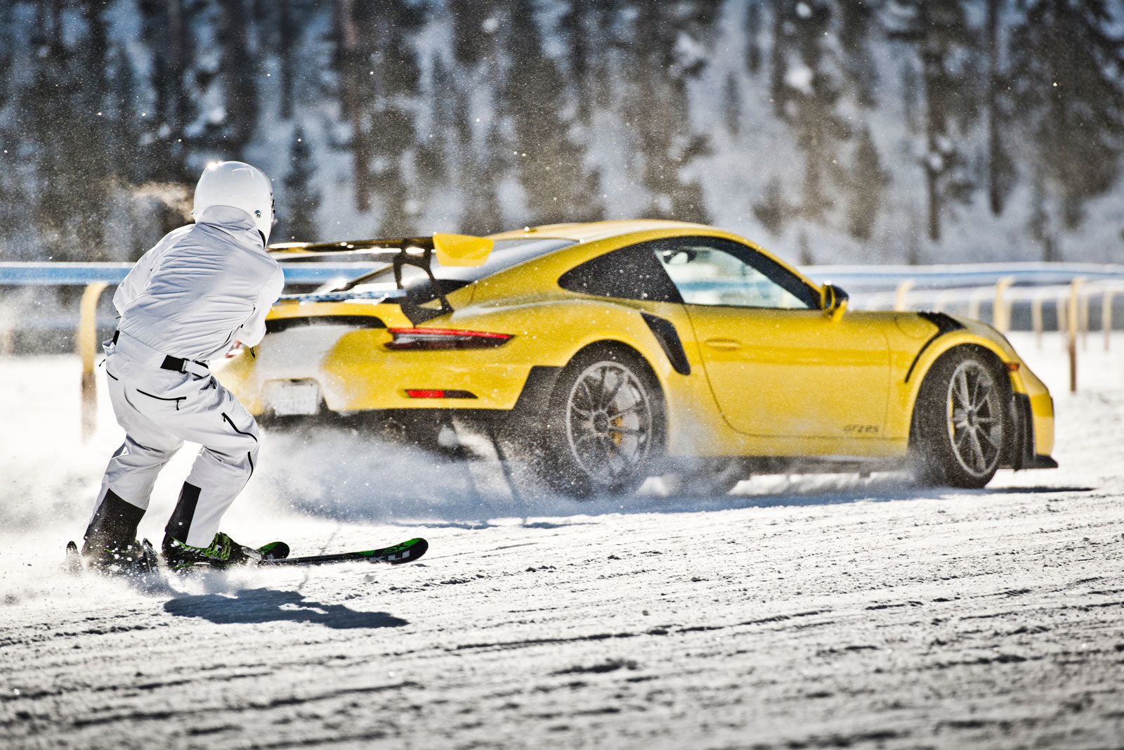 GP Ice Race in Zell am See-Kaprun