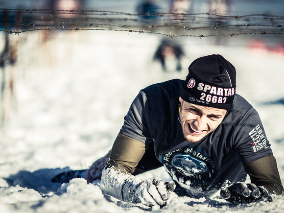 Winter Spartan Race in Zell am See-Kaprun