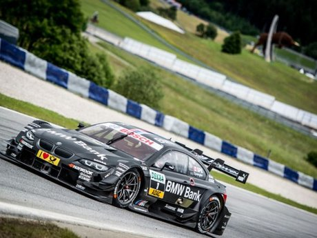 DTM Rennen 2013 am Red Bull Ring in Spielberg