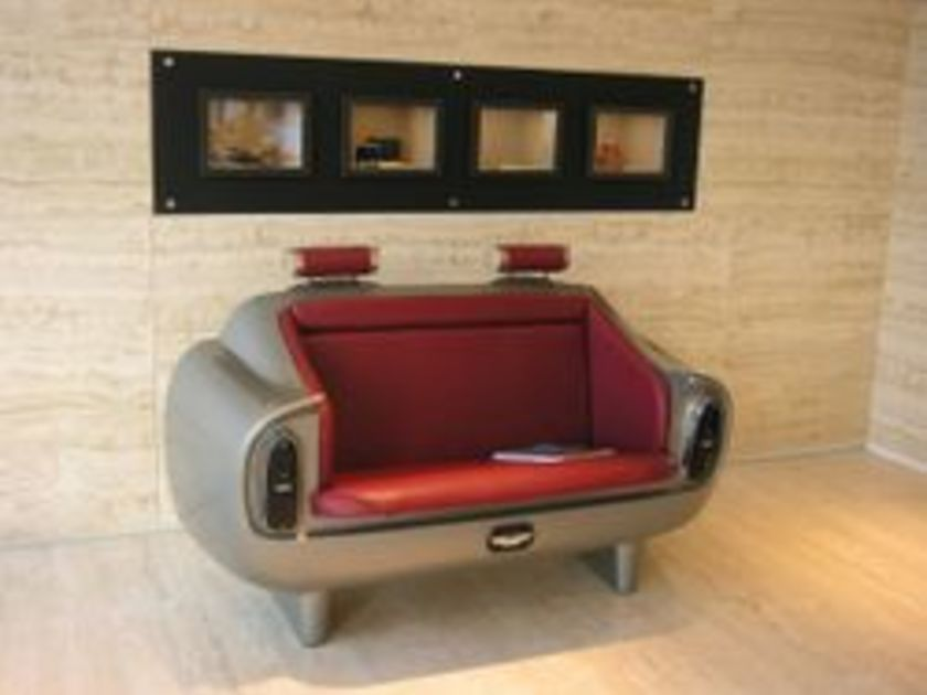 Aston martin db6 couch