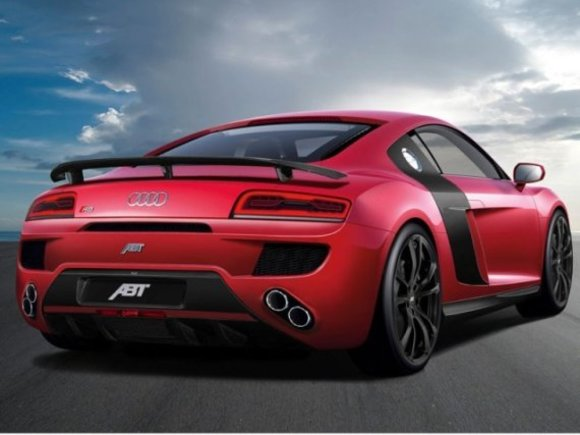 Audi R8 V10 Tuning by ABT