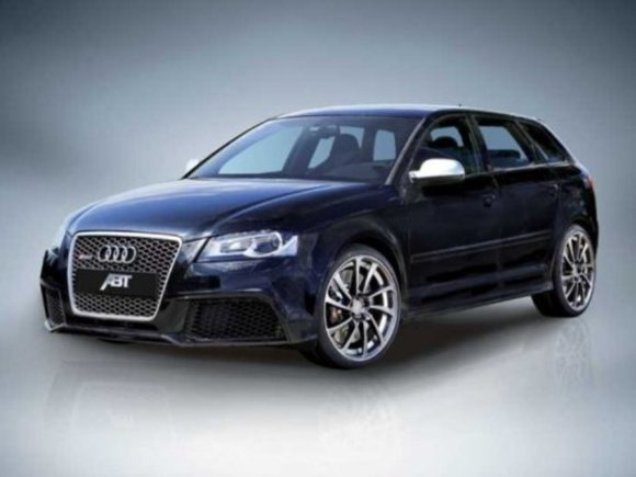 Audi RS3 Tuning by ABT