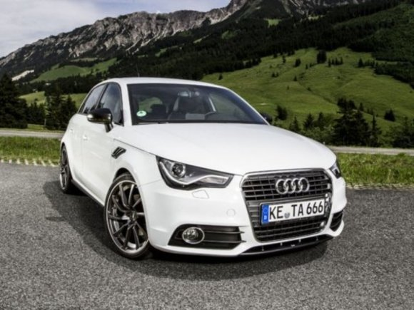Audi A1 Sportback Tuning by ABT