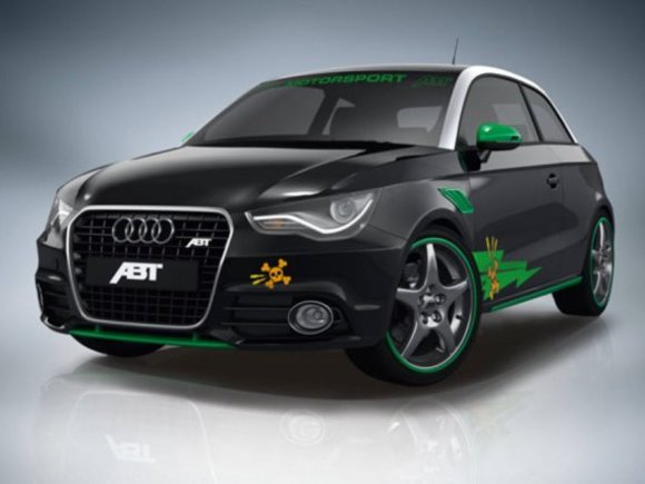 Audi A1 Tuning by ABT