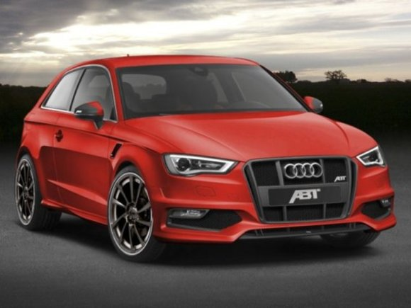 Audi A3 Tuning by ABT