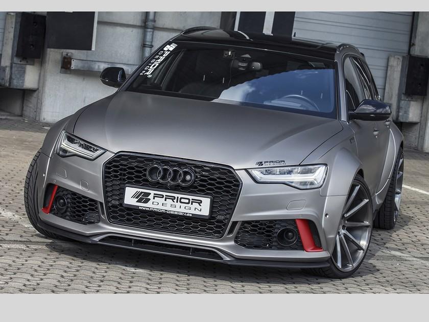 Tuning breitbau f r audi a6 auto for Audi a6 breite mit spiegel