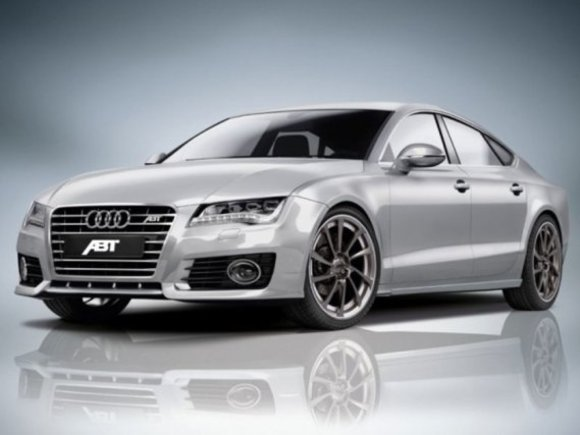 Audi A7 Tuning by ABT