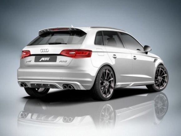 Audi AS3 Sportback Tuning by ABT