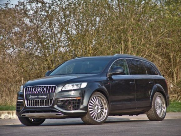 Audi Q7 Tuning by Senner