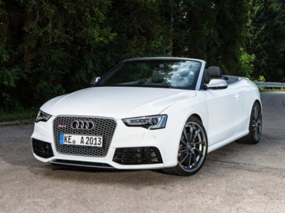 Audi RS5 Cabrio Tuning by ABT