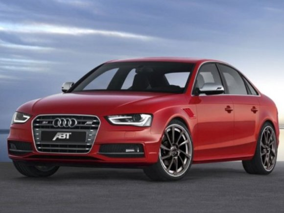 Audi RS4 Tuning by ABT
