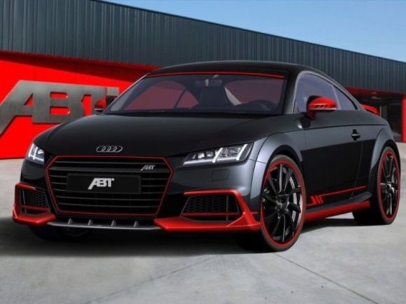 Tuning: Audi TT by ABT
