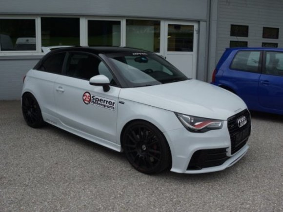 Audi Tuning by MTM und Sperrer