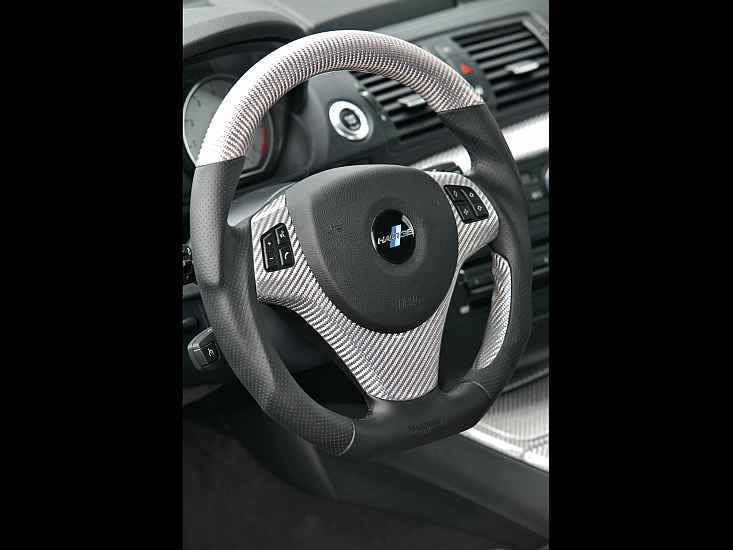 Bmw 135i coupe hartge innen