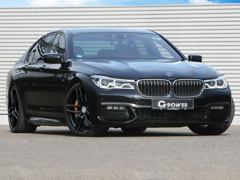 G power tuning fuer bmw 750d 001