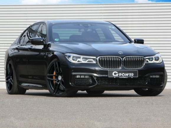 G-Power-Tuning für den BMW 750d