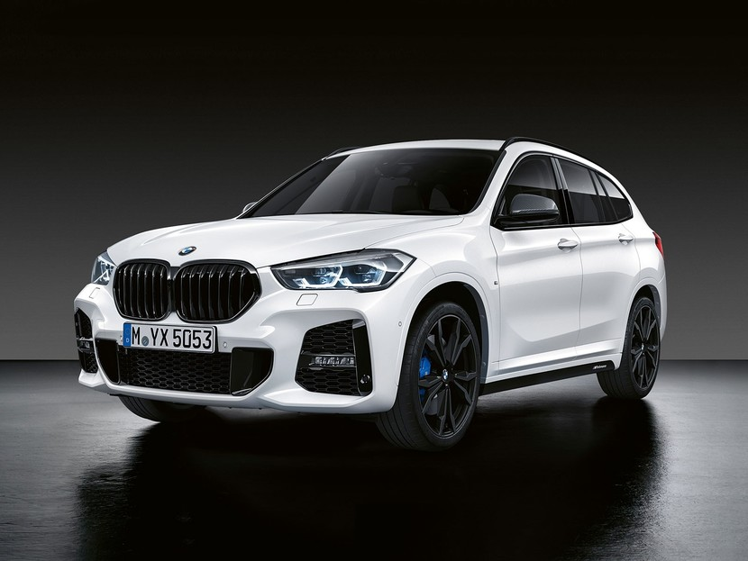 BMW X1 mit M Performance Parts