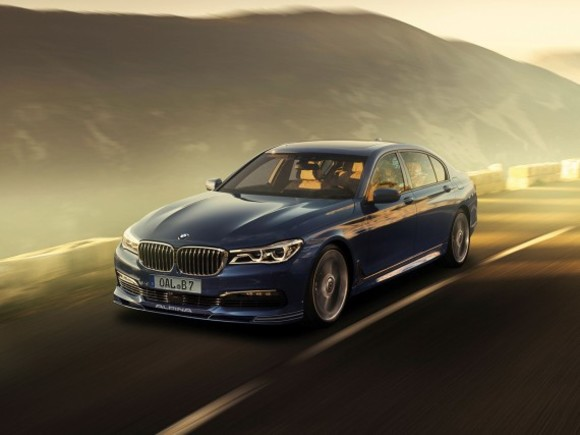 Premiere in Genf: BMW Alpina B7 Bi-Turbo