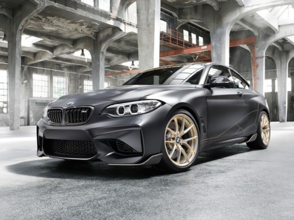 BMW zeigt M Performance Parts Concept
