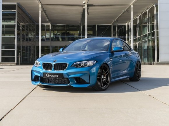 Tuning: G-Power BMW M2