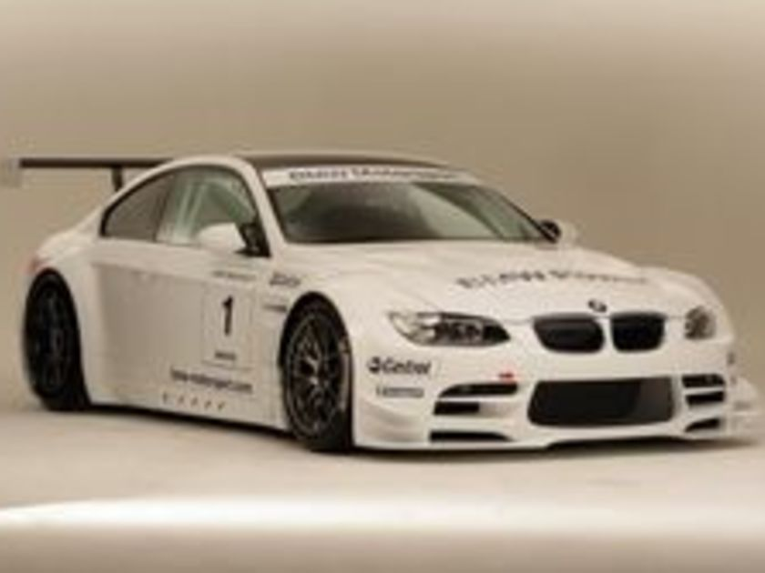 Bmw m3 rennversion