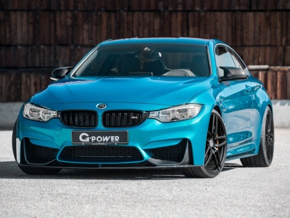 G-Power M4 Competition mit bis zu 600 PS