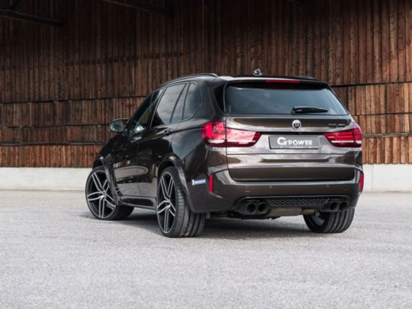 G-Power-Tuning für den BMW X5