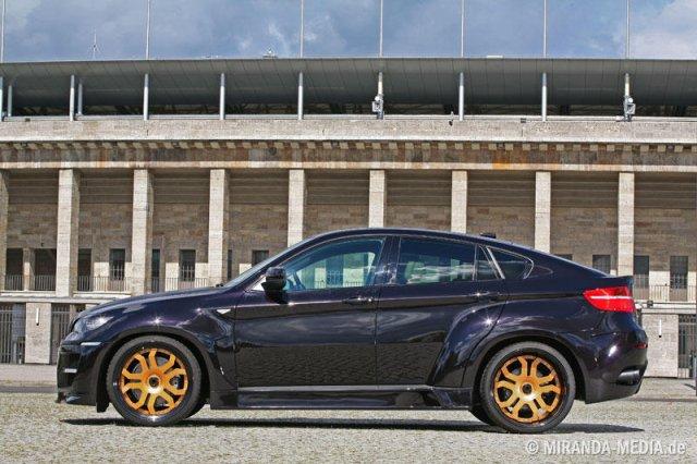 BMW X6 Wide Body Kit