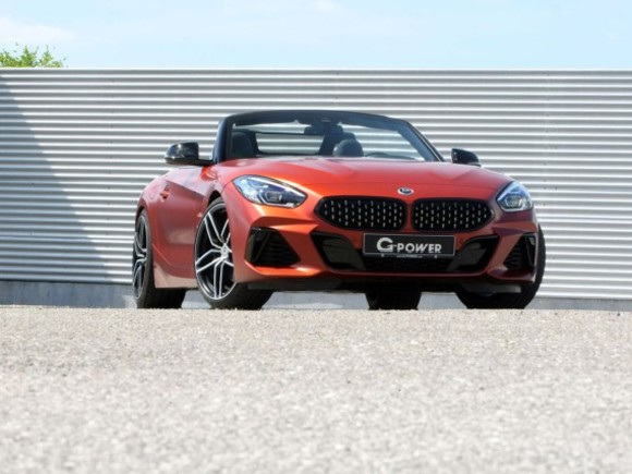 BMW Z4 Tuning by G-Power