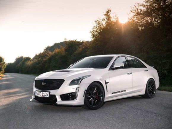 Cadillac CTS-V von GeigerCars
