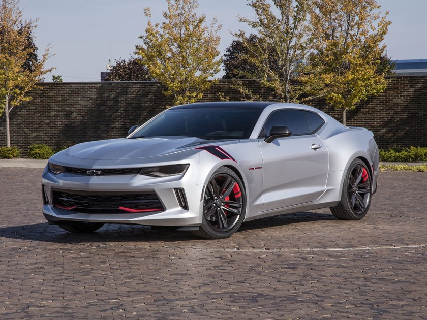Chevrolet zeigt red line concepts sema 001