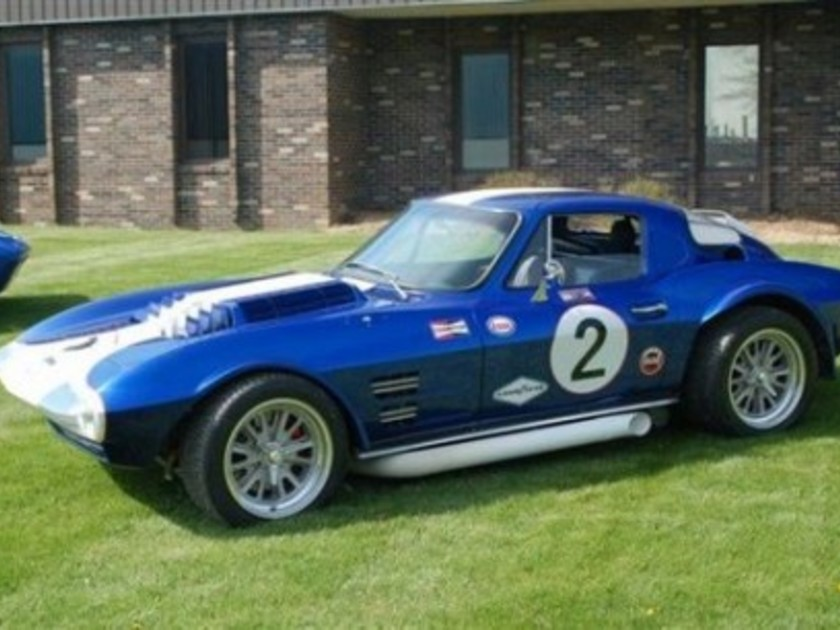 Corvette grand sport replica mongoose