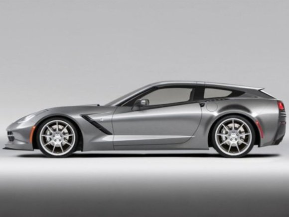 Corvette Stingray Tuning by Callaway