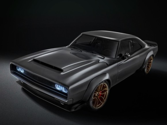 Dodge Super Charger mit 1.000 PS