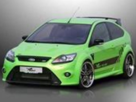 Ford Focus RS Tuning von Wolf Racing