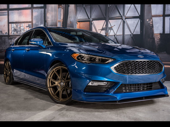 Ford Fusion Sport Legacy