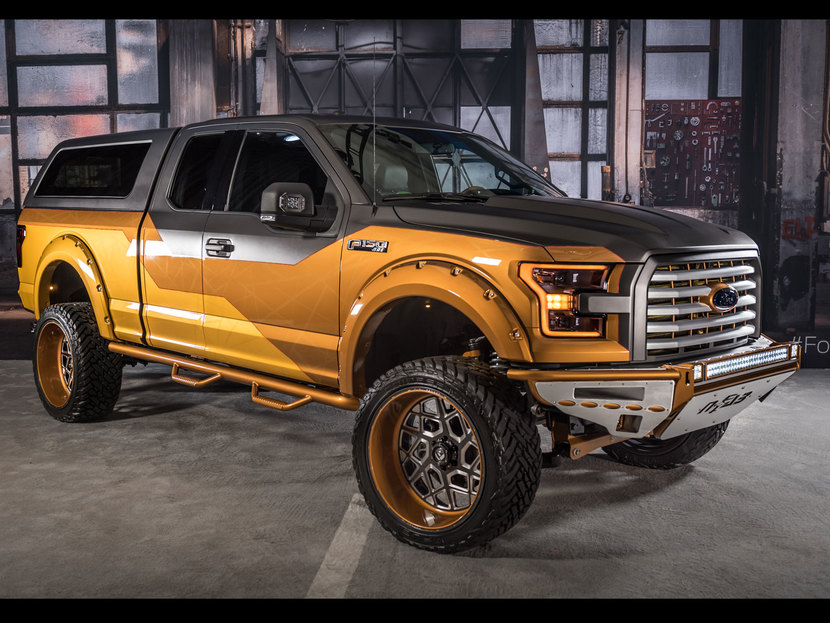Ford F-150 ARE
