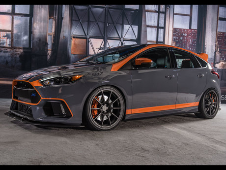Ford Focus RS Full Race