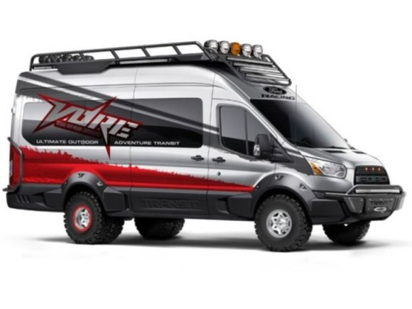 Ford Tuning: Pimp my Transit