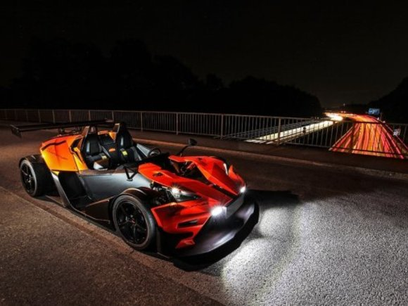 KTM X-BOW Tuning by Wimmer RST