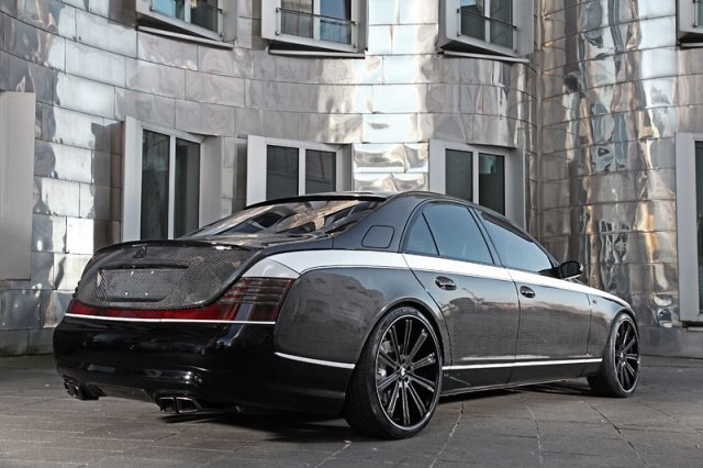 Maybach 57S Tuning