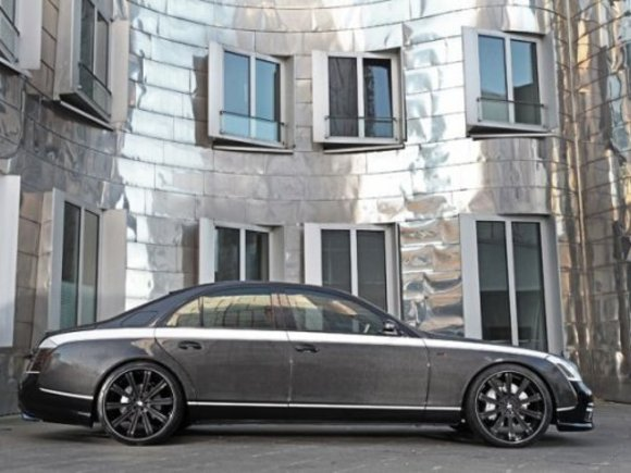 Maybach 57S Tuning by KNIGHT LUXURY
