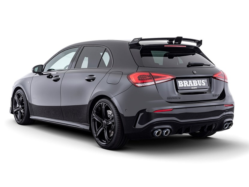 Mercedes A 35 4Matic Tuning