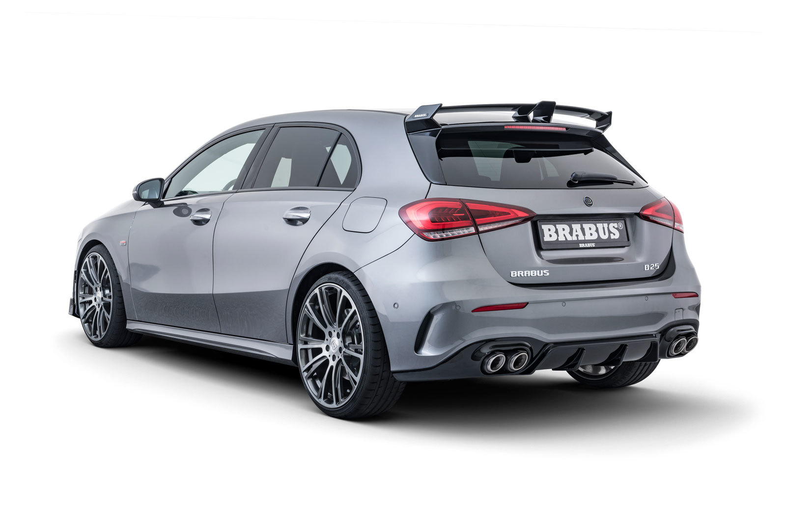 Mercedes A-Klasse Tuning by BRABUS